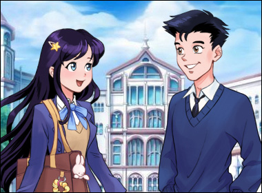 High School Uniforms html5 Game